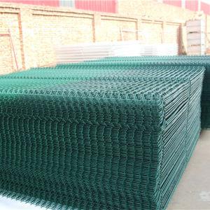 粉によって塗られる機密保護の庭によって使用されるNylofor 3Dの塀のパネル