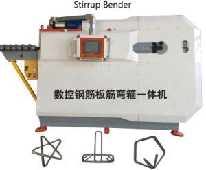 건축 널리 이용되는 고능률 속도 CNC 절단 구부리는 기계