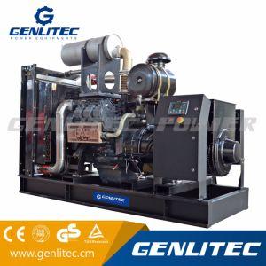 Generatore industriale del diesel di potere di Genlitec (GPD500) 400kw 500kVA Deutz