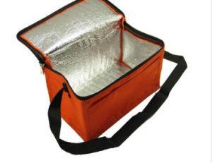 Dongguan prix d'usine Non-tissé de haute qualité en aluminium déjeuner sac du refroidisseur