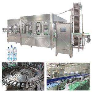 Manantial de agua de llave en mano / línea de embotellado de agua potable (CGF16-16-5)