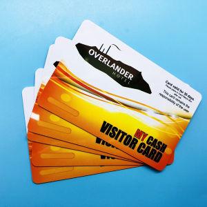 Scheda di plastica classica di lealtà di insieme dei membri di stampa 1K di RFID MIFARE