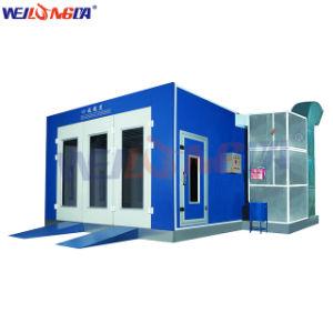Baracca dell'automobile Wld8100, cabina di spruzzo, cabina della vernice da vendere