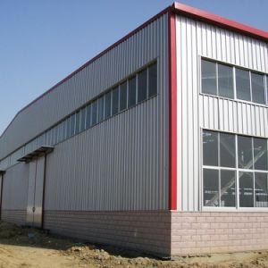 강철 작업장은 & 강철 구조 & 조립식으로 만들어진 강철 구조물 구조를