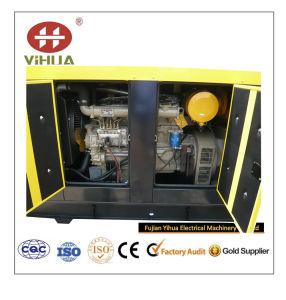 健全な証拠のリカルドのディーゼル発電機セット100kw/125kVAのための中国エンジン