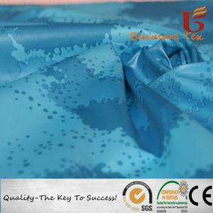 290t Fabric Taffeta de poliéster com revestimento para baixo à prova de água