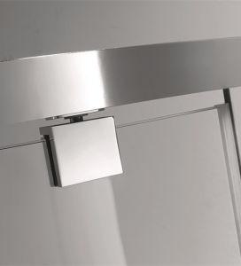 Cuadrante ducha Caja con cristal templado de 6mm