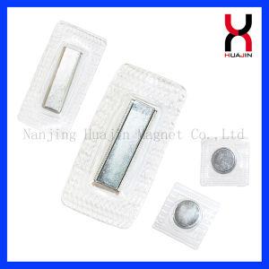 Magnético de neodimio de alto rendimiento Botón Snap