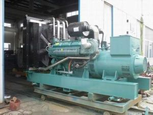 250kw motore diesel dei cilindri elettrici del diesel Generator/4/generatore Wd129tad25