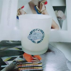 220g 5% duftende Glasglas-Kerze