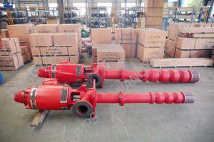 Vertical en plusieurs stades de la turbine électrique de pompe à eau de lutte contre les incendies