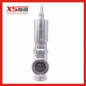 valvola pneumatica sanitaria della versione di sicurezza dell'acciaio inossidabile AISI304 di 50.8mm