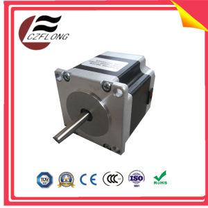 Fase 21.8DEG NEMA34 86*86mm Motor paso a paso para el equipo de la máquina de coser