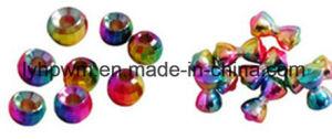 Metaal Kleur, de Bindende Parels van de Vlieg van het Wolfram van de Kleur van de Regenboog