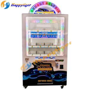 Premio del Io-Cubo di Dophin/macchina di lusso del gioco di vendita galleria regalo/del giocattolo