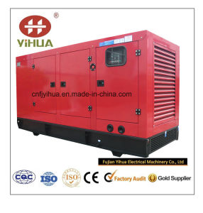 Комплект генератора 80kw/100kVA самого лучшего сбывания китайский тепловозный в 2016 год