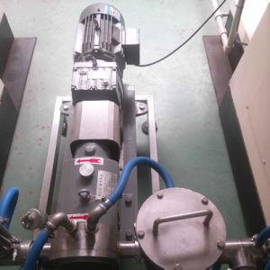 Chocolat Double-Jacketed automatique de la pompe d'équipement de transformation des aliments Chocolat