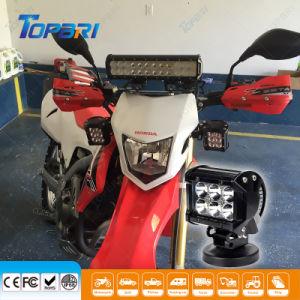 Schokbestendige Barras 18W Nieuwe LEIDENE van de Motorfiets ATV Lichte Staaf