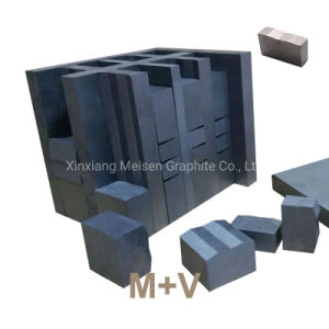 Moldes de grafito para el segmento de la cuchilla Multi-Saw Diamante MV