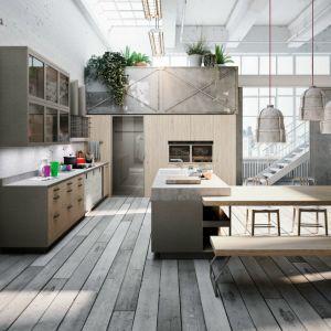 Clásico americano de madera MDF Gris Diseño Modular de gabinetes de cocina de madera contrachapada de agitador resistente al agua gris kitchen cabinet