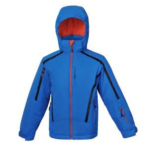 Los niños ropa de invierno moda sudaderas con capucha chaqueta de esquí