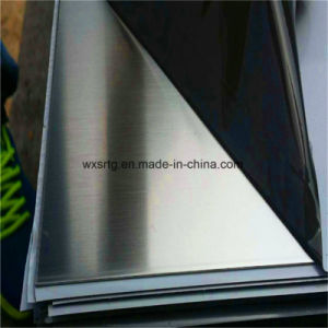 Strato Polished del piatto dell'acciaio inossidabile della superficie 310S dello specchio 8K del SUS 304