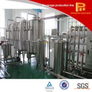 Máquina/sistema del RO Filteation del tratamiento previo del agua de la eficacia alta