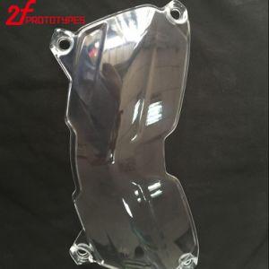 Pezzo meccanico acrilico di CNC della radura PMMA di prezzi di Factary dal vostro disegno