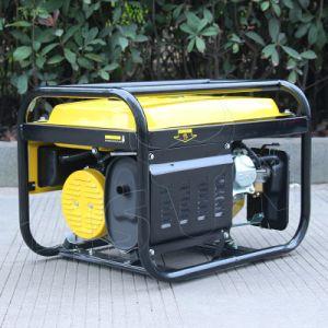 Bison (China) BS3000h 2.5kVA Monofásica de fio de cobre de marcação portátil titulados 2.5Kw gerador do motor a gasolina