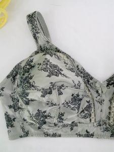 Estilo Rusia tejido de algodón de sujetador de gran tamaño (CS906)