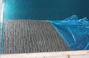 Strato dell'acciaio inossidabile del rame acquaforte della linea sottile