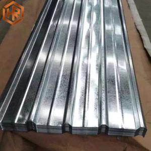 L'acier galvanisé DX51d Gi recouvert de zinc tôle de toit