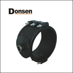 Braçadeira de tamanho grande sela com anel de reforço Pn 10