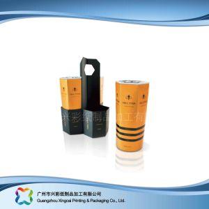 Papierverpackengefäß-Geschenk-Kleid-Kleidung-kosmetischer Verpackungs-Kasten (xc-ptp-029)