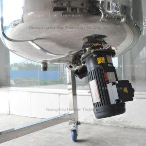 ステンレス鋼磁気アジテータタンクか薬剤の混合タンク