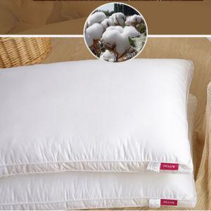 La fábrica al por mayor Venta almohada hacia abajo estándar para la Casa Rural