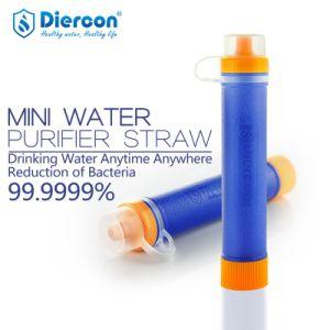 Reiniging van het Water van het Stro van de Zuiveringsinstallatie van het Water van het Stro van het Water van het Leven van Diercon de Mini Persoonlijke
