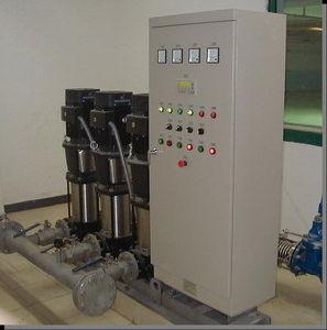Sistema de suministro de agua contra incendios (A-107).