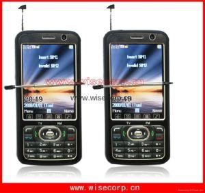 Telefono delle cellule di A968d Digitahi TV DVB-T