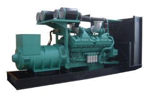 유형 Cummins Engine 디젤 엔진 발전기 세트 2250kVA를 여십시오