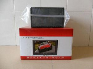 2 lettori DVD dell'automobile di BACCANO 7inch con il GPS (AKB-U2002A-1)