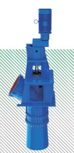 LHZ Serien-vertikale chemische Strömung-Pumpe