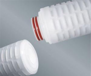 FDA соблюдения Pes Mrcron гофрированный фильтр картридж для очистки воды