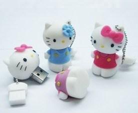かわいい漫画USBのフラッシュドライブ(LV-45)