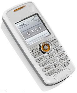 Telefono mobile bollato (J230)