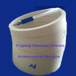 AluminiumOxide Epoxy Pipe Lining als Ash Slurry Piping
