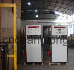 Dispensador de combustible eléctrica (una sola boquilla con luz LED) (DJY-218A)