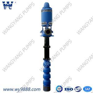 Pomp van het Water van de Turbine van de Schacht van de Lijn van de hoge Efficiency de Verticale