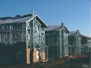 건물을%s Prefabricated 구조 강철 구조
