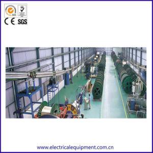Brasil Fibracem FTTX el equipo de fabricación de alambres y cables/máquina